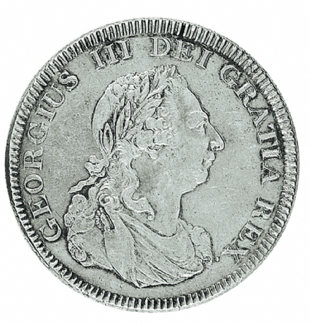 1804 George III Bank Of England Dollar